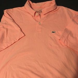 Men's XXL Vineyard Vines Soft Collared Shirt